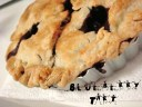 Blueberry Tart whole