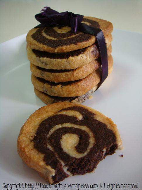 spiral cookies title