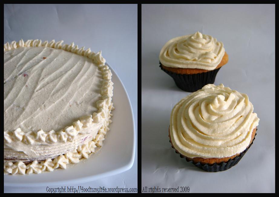 Strawberry Shortcake Cake Cupcake - cake as whole