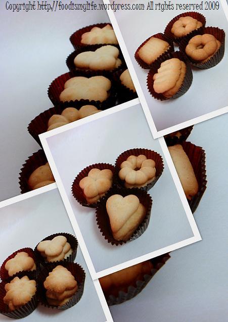 Classic Spritz Cookies - starring....!